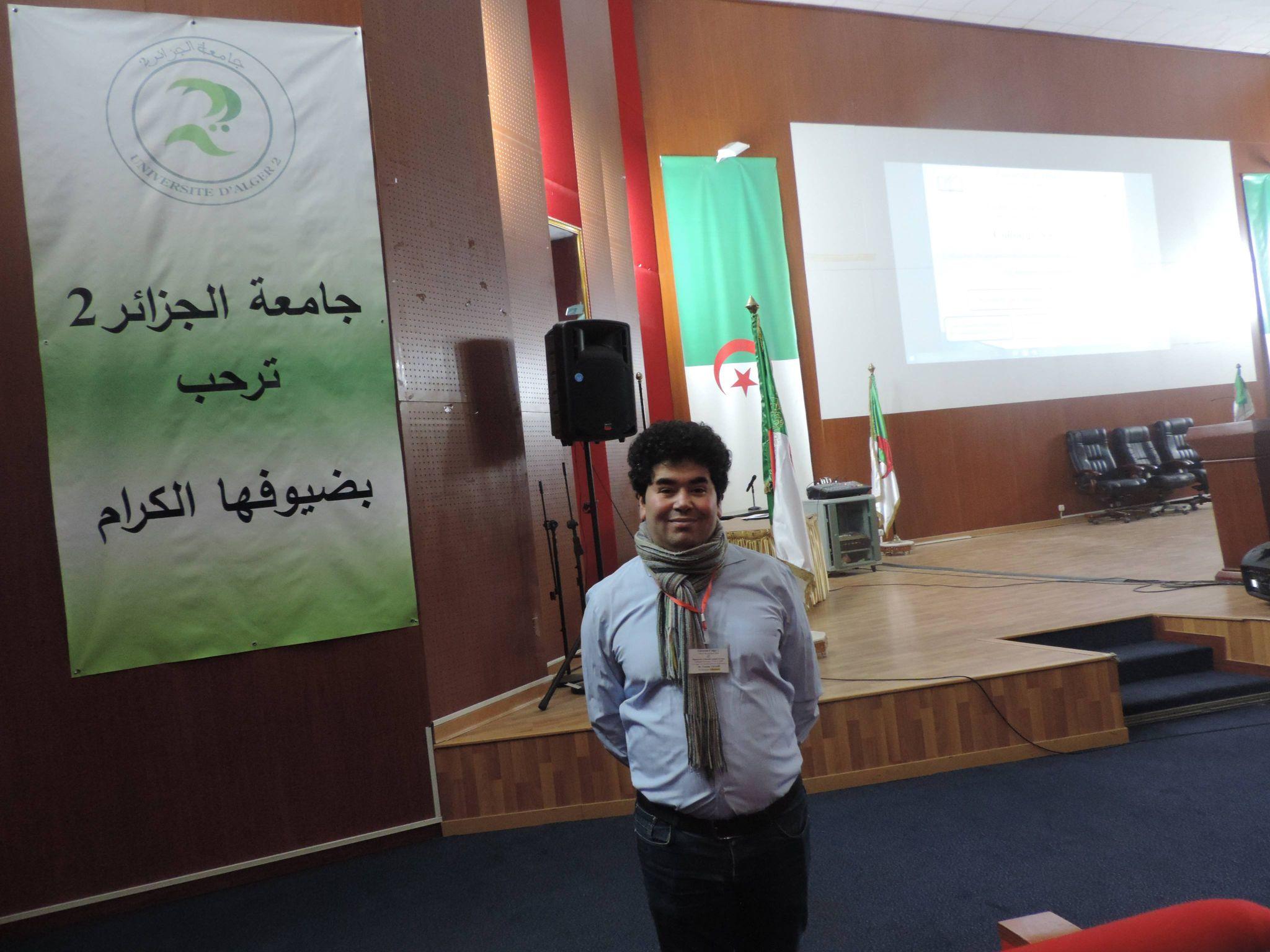 «Стільки теплих спогадів, що усіх не перерахувати», – колишній студент з Алжиру про навчання у ВНУ