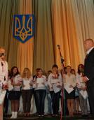 Teachers' Day and The World Teachers' Day in Lesya Ukrainka Eastern European National University