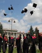 2013 Masters' Graduation Ceremony in Lesya Ukrainka Eastern European National University