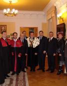 Відомий учений Володимир Євтух і німецький видавець Міхаель Руїсс стали Почесними докторами СНУ імені Лесі Українки