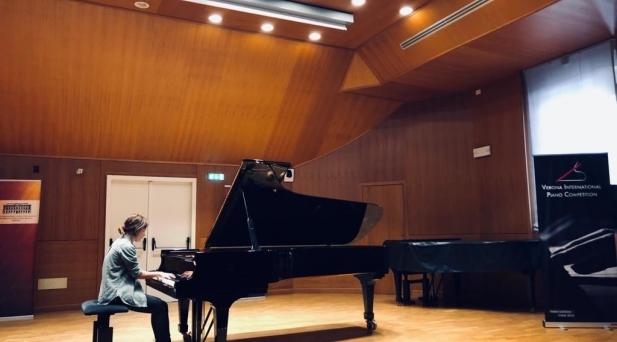 Музикантка зі СНУ – дипломантка Міжнародного конкурсу піаністів у Вероні