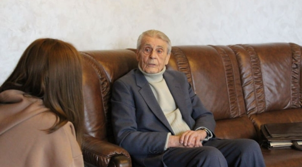 """Vadym Kud: """"The most important thing is to always remain a decent person"""""""