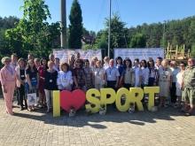 Скандинавська ходьба і каякінг – СНУ зібрав на конференцію науковців із семи країн