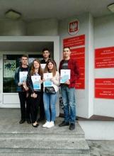 У Лесиному виші відкрили програму «Подвійного диплому»