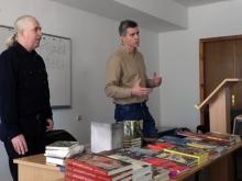 Презентація монографії «Мости Олега Лишеги»