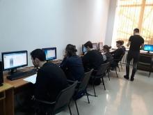 Визначили студентів, які представлятимуть університет на І етапі Всеукраїнської олімпіади з програмування
