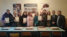 Турнір із шашок та шахів до ювілею факультету фізичної культури, спорту та здоров'я