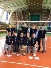 Жіноча команда з волейболу СНУ імені Лесі Українки