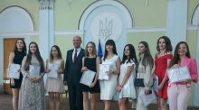 Факультет міжнародних відносин випустила студентів-бакалаврів