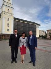 Ігор Коцан відвідав Національний університет «Острозька академія»