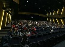 Для студентів університету влаштували кіноперегляд фільму «Зима у вогні»