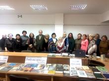 В університеті вшанували Лесю Українку