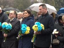 Представники Лесиного вишу взяли участь у вшануванні 206-річчя з дня народження Тараса Шевченка