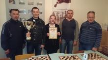 Перемога у змаганнях із шашок – у факультету культури та мистецтв
