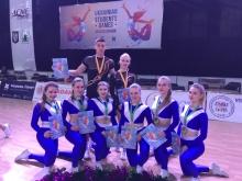 Всеукраїнські студентські ігри–2019 з чирлідингу