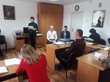 На факультеті економіки та управління обговорили підготовку аспірантів із урахуванням інтересів стейкхолдерів