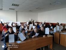 Студентів навчали самопрезентації