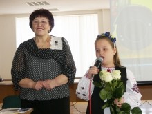 Презентація нової книжки для дітей Ніни Горик