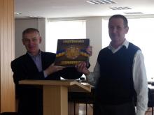 Книга-фотолітопис «Українська державність: витоки, етапи становлення та розвитку»