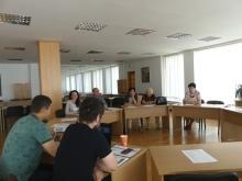В Академії розвитку дискутували про безпеку в регіоні та Україні