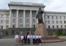У СНУ домовлялися про співпрацю з китайськими навчальними закладами