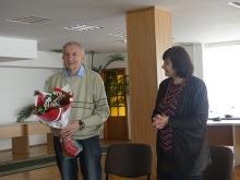 Письменник і художник: у СНУ відкривали багатство світу Мирона Нестерчука