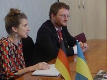 До вишу завітала начальник відділу культури посольства ФРН в Україні