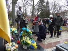 Керівництво, науковці та студенти університету вшанували пам'ять Героїв Небесної Сотні
