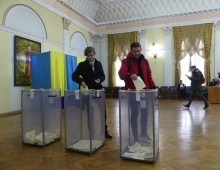 Розпочався другий тур виборів ректора СНУ
