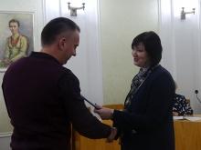 Працівникам університету вручили нагороди від МОН України та Волинської облради