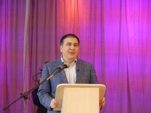 Міхеіл Саакашвілі про економіку, політику, законодавство і віру у добрий результат