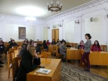 Студентам університету розповіли як успішно подавати документи на міжнародні стипендійні програми