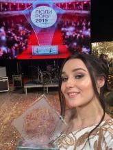 Кращий спортсмен 2019 р. Волині – студентка СНУ Софія Неділько
