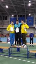 Перемоги студентів-легкоатлетів університету