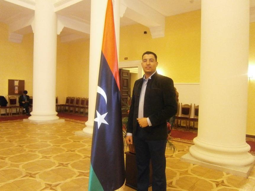Співробітник відділу культури Посольства Держави Лівії про переваги навчання в Університеті імені Лесі Українки